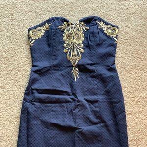 NWT Lilly Pulitzer Demi Dress-Size: 4